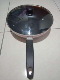 鍋寶 玫瑰金30cm深煎鍋 無盒