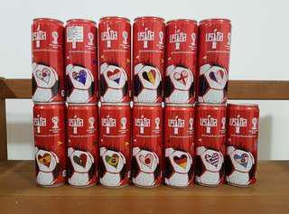 Coca Cola 2014 World Cup set