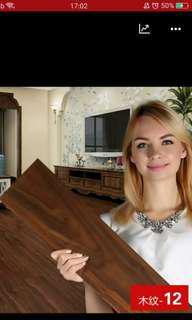 Vinyl Adhesive Flooring (Fast Deal @ $160)
