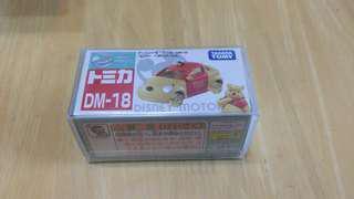 Takara Tomy Tomica Disney DM-18 Winnie The Pooh 維尼熊車仔
