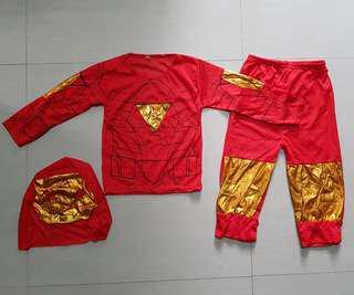 Iron Man Costume set