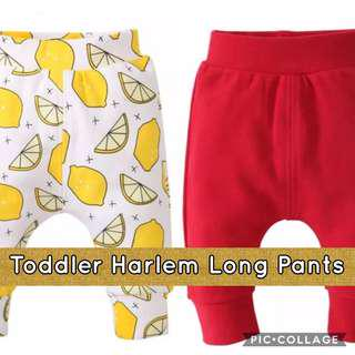 🚚 FREE MAIL📫BN Baby / Toddler Harlem Long Pants
