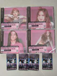 WTS BLACKPINK DDU-DU JAPAN ALBUM