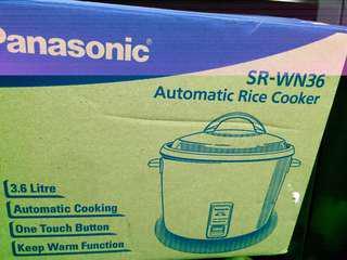 Rice Cooker Panasonic sr-wn36