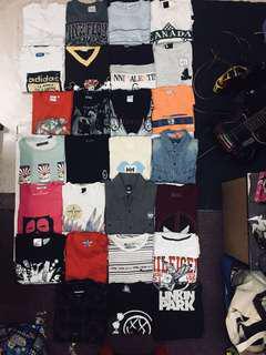 T-shirt Band Brand