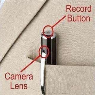 Spy pen cam