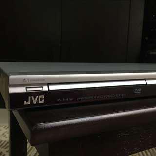 JVC XV-N452 DVD Player #mcsgadget