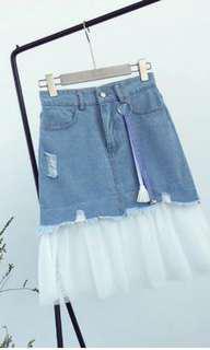 Moint skirt