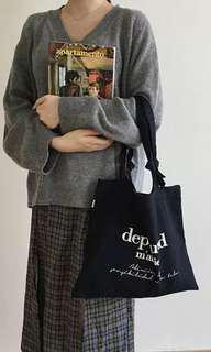 Tote bag #手袋 #側揹