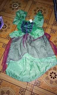 Mermaid costume(4 to 8yrs old)