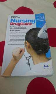 PPD's NURSING DRUG GUIDE BOOK