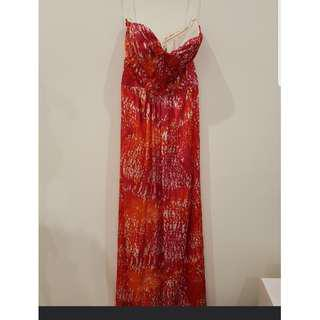 Seduce Maxi Dress Aus Size 10