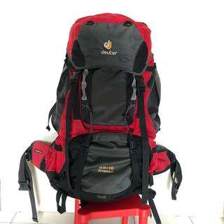 Hiking Backpack / Deuter Aircontact 65 +10