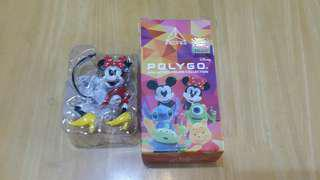 Polygo Mini Action Figure Disney Minnie