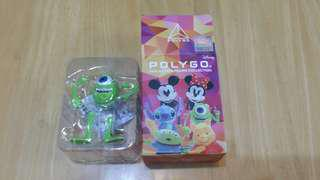 Polygo Mini Action Figure Disney 大眼仔