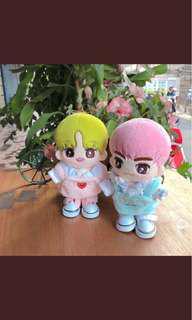 Bigbang Gd &TOP 兒子娃娃