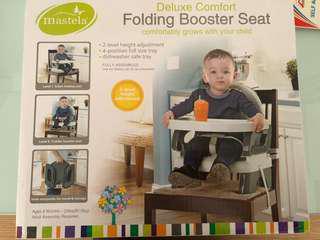 Mastela Baby Folding Booster Seat