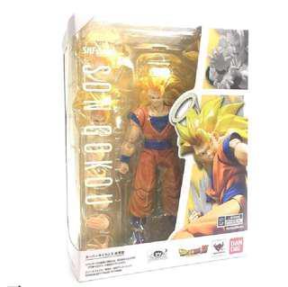Order SHF Figuarts Dragonball Dragon Ball Super Saiyan 3 Son Goku version 2