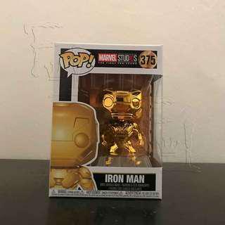 Iron Man (Gold Chrome) #375