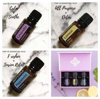 D o T E R R A Essential Oils Introductory Kit