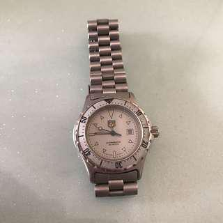 Vintage Tag Heuer Women's Diving Watch-200M