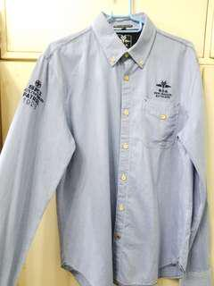 N.Z.A 型格長袖恤衫