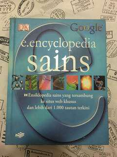 E.Encyclopedia Sains / Ensiklopedia Sains