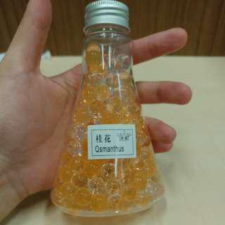 香味珠 (大約100粒) 桂花味            jjjj