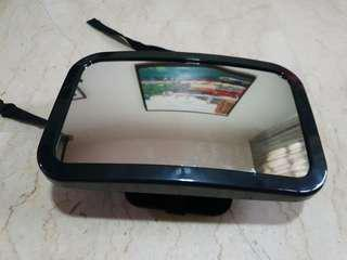 Reverse Car mirror for carseat