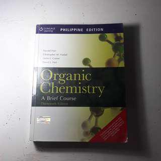 Organic Chemistry 13th Edition