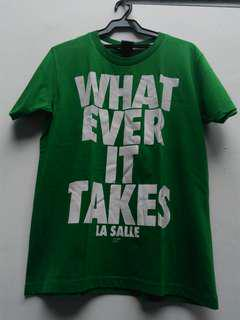 La Sallian shirts for SALE!!!