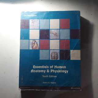Essentials & Human Anatomy & Physiology