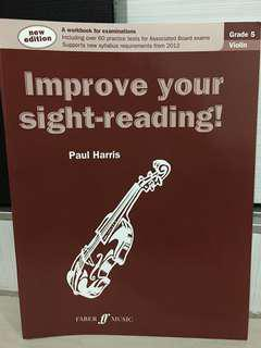 Improve your sight reading Gr 5