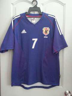 Authentic Japan kit 2002