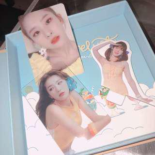 [TRADE] RED VELVET Summer Magic Limited Edition Inserts