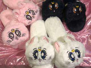 Sailor moon home slippers
