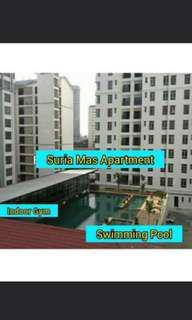 Near CIQ LARKIN JB Johor Bahru Condominium Malaysia Weekend House Condo Swimming Pool Gym