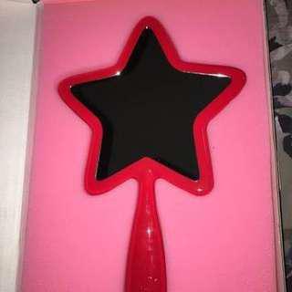 Jeffree Star Mirror (Red)