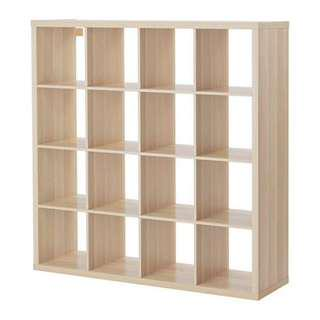 Ikea Kallax Oak