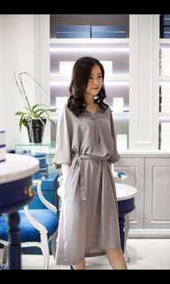 Super comfy dress in grey