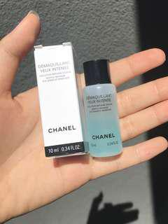 CHANEL DÉMAQUILLANT YEUX INTENSE Eye Makeup Remover 10ml