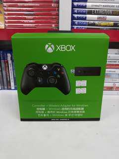 Xbox One Wireless Controller + Wireless Adapter For Windowa
