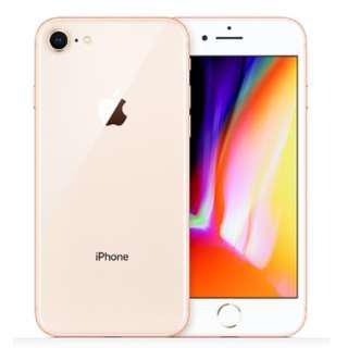 iPhone 8+ 64gb Rose Gold