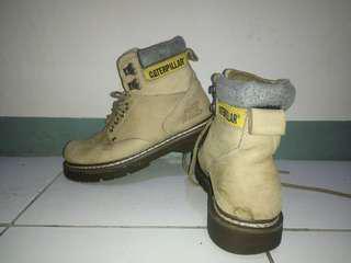Caterpillar Boots (Not Steel Toe)