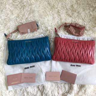 Miumiu crossbody Bag