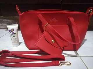 Longchamp Mini Sling Bag Class A