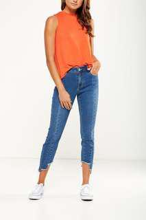 ⭐️ Cotton On Mid Rise Grazer Skinny Jean