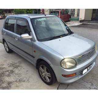 Kelisa 1.0 Auto 2005 Comel Good Condition !!