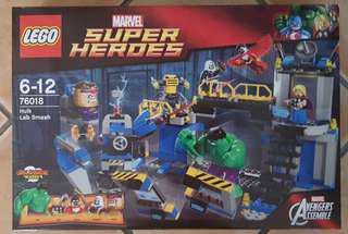 Lego 76018 marvel avengers