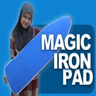 Magic Iron Pad